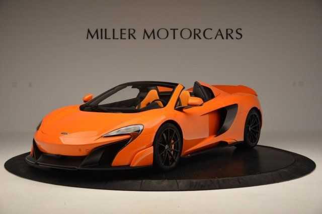 McLaren 675LT 2016 $285900.00 incacar.com