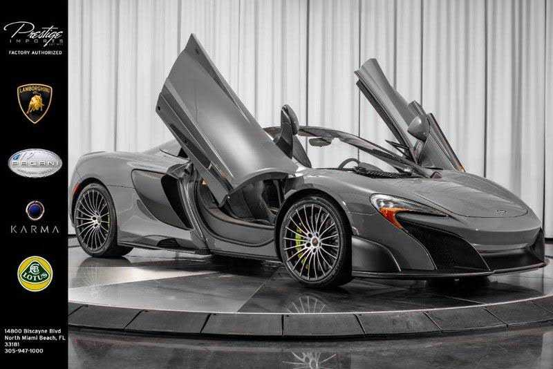 McLaren 675LT 2016 $334950.00 incacar.com