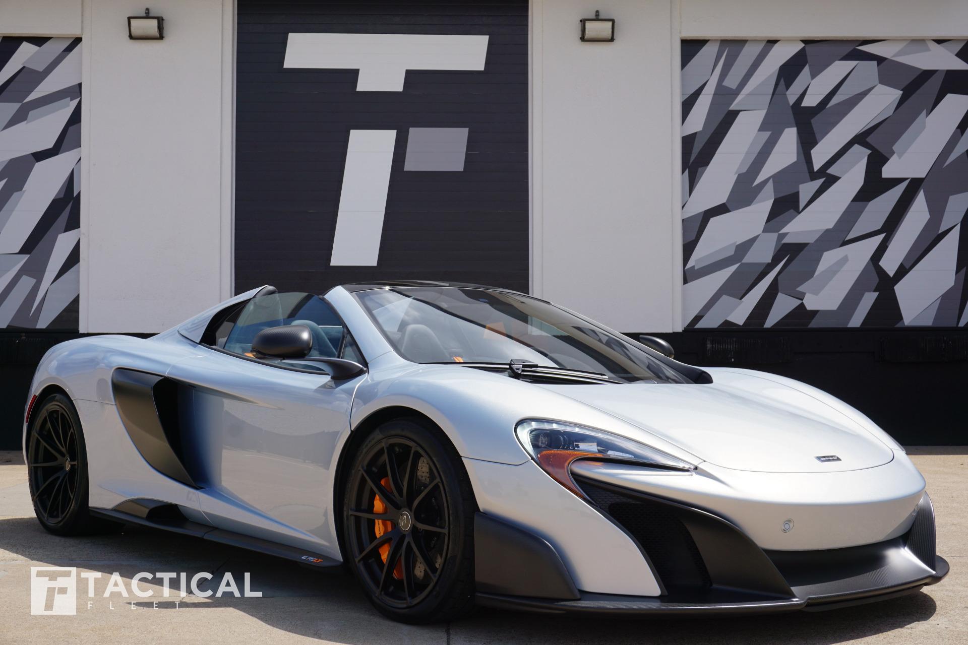 McLaren 675LT 2016 $299900.00 incacar.com