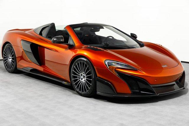 McLaren 675LT 2016 $359000.00 incacar.com