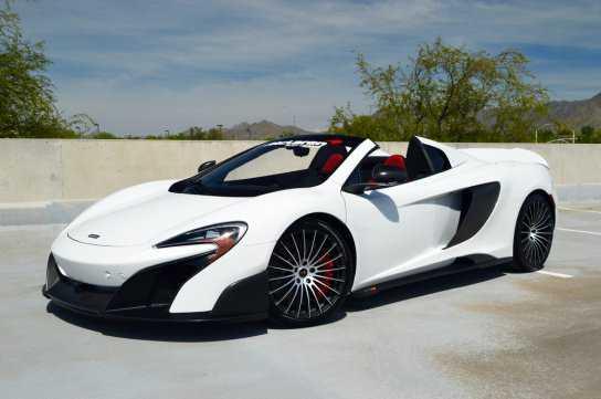 McLaren 675LT 2016 $365675.00 incacar.com