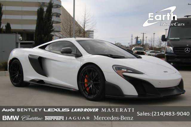 McLaren 675LT 2016 $256180.00 incacar.com