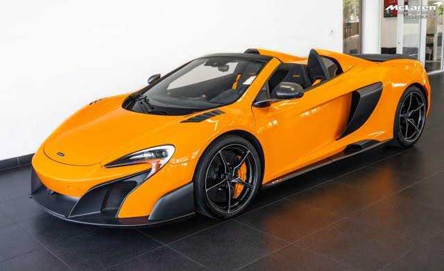 McLaren 675LT 2016 $319888.00 incacar.com