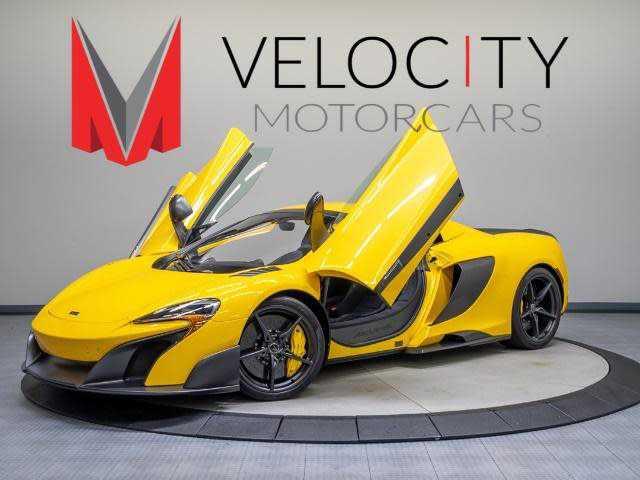 McLaren 675LT 2016 $359995.00 incacar.com