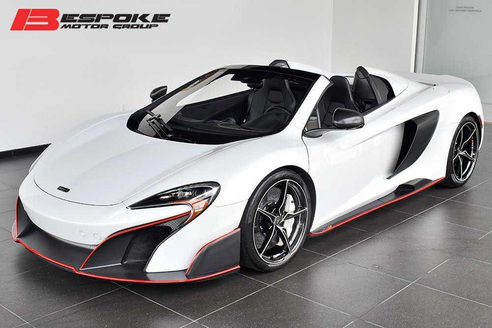 McLaren 675LT 2016 $319995.00 incacar.com