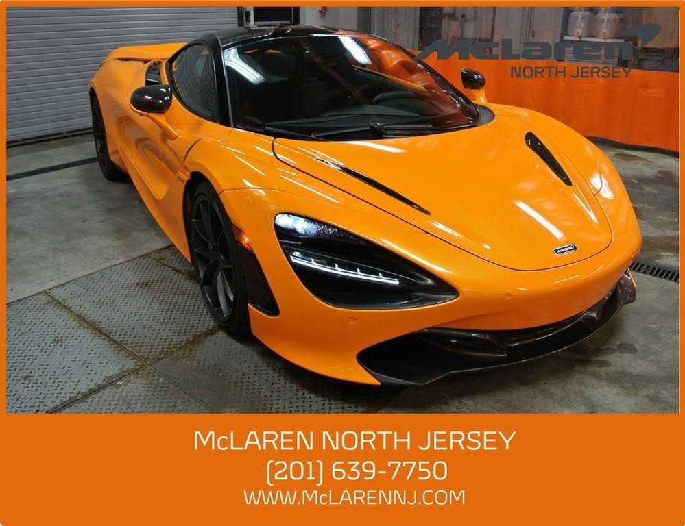 McLaren 720S 2018 $289000.00 incacar.com