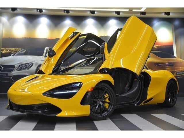 McLaren 720S 2018 $299991.00 incacar.com