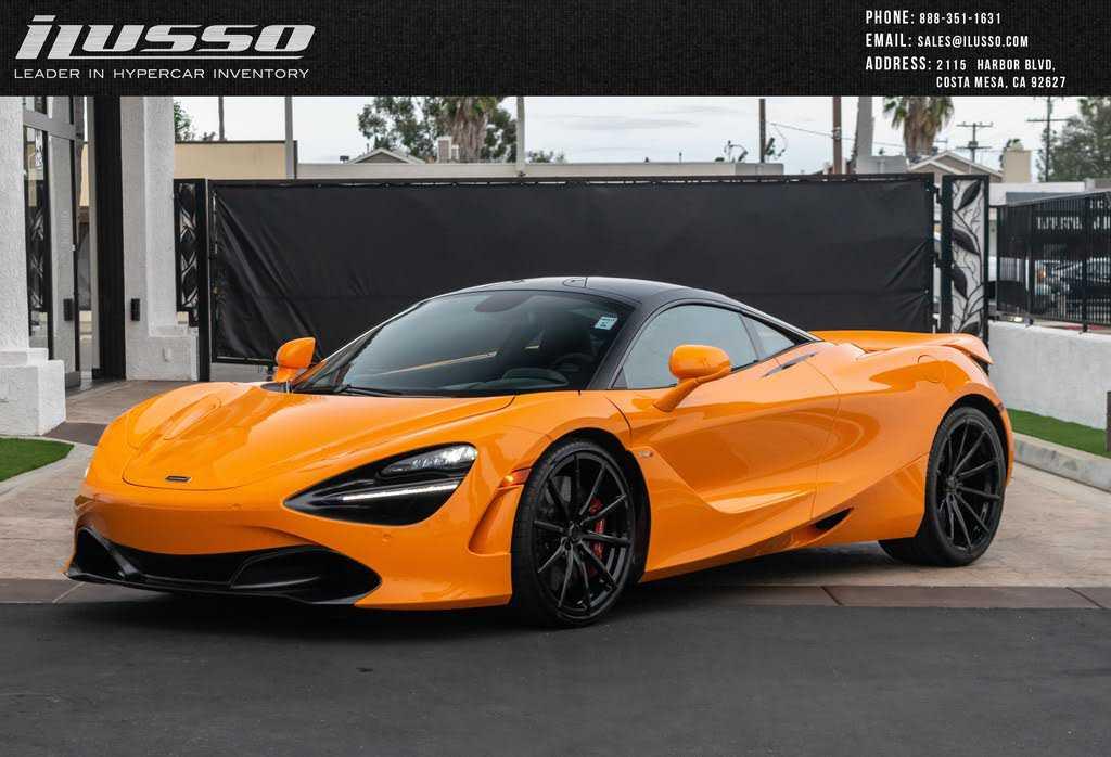McLaren 720S 2019 $299500.00 incacar.com