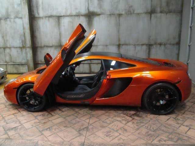 McLaren MP4-12C 2012 $134988.00 incacar.com