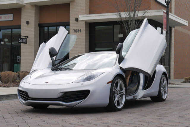 McLaren MP4-12C 2012 $114900.00 incacar.com