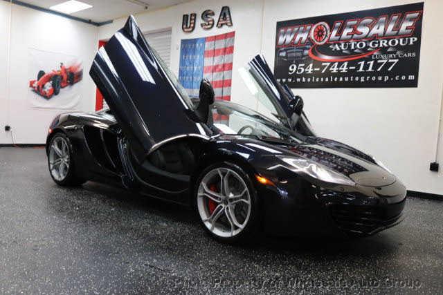 McLaren MP4-12C 2012 $116500.00 incacar.com