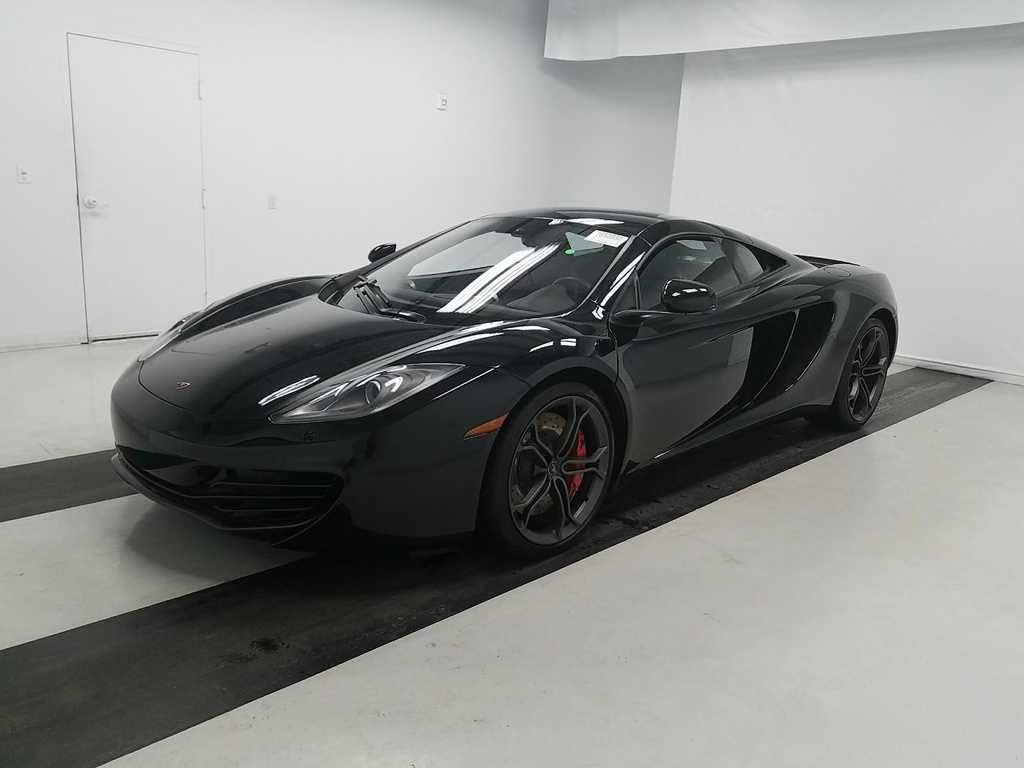 McLaren MP4-12C 2012 $113990.00 incacar.com