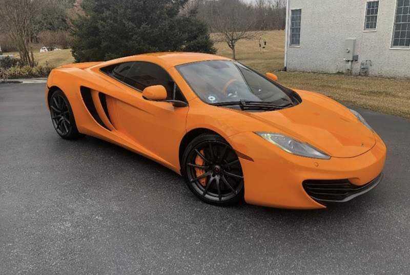 McLaren MP4-12C 2012 $117990.00 incacar.com