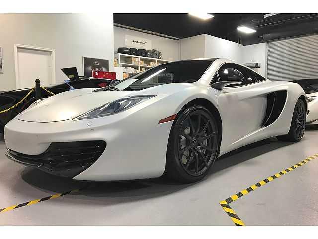 McLaren MP4-12C 2012 $118685.00 incacar.com