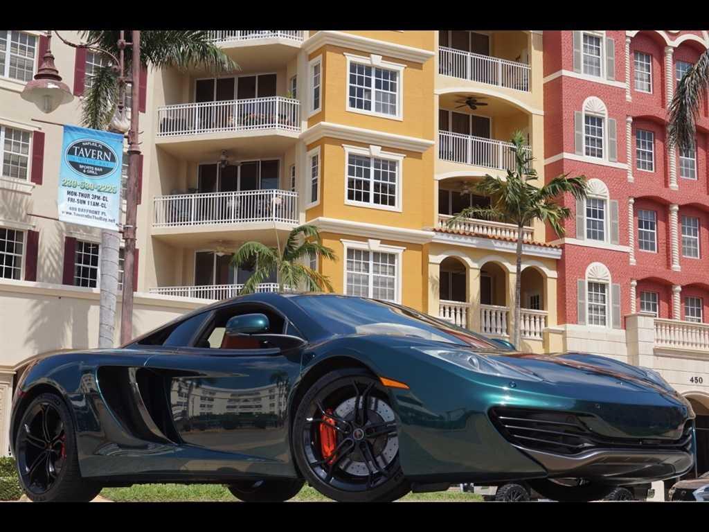 McLaren MP4-12C 2012 $117900.00 incacar.com