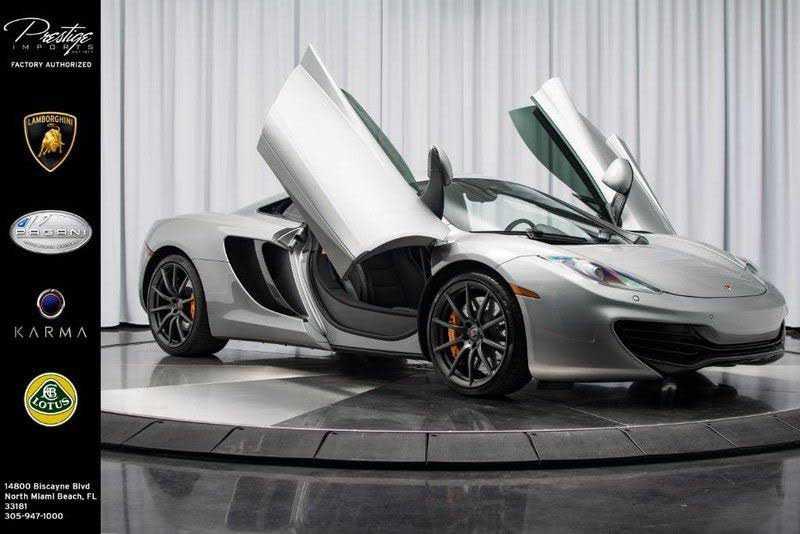 McLaren MP4-12C 2012 $129950.00 incacar.com