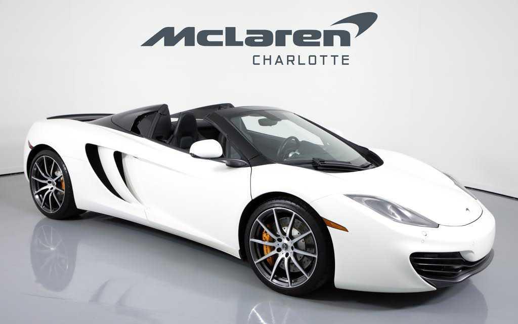 McLaren MP4-12C 2013 $117456.00 incacar.com