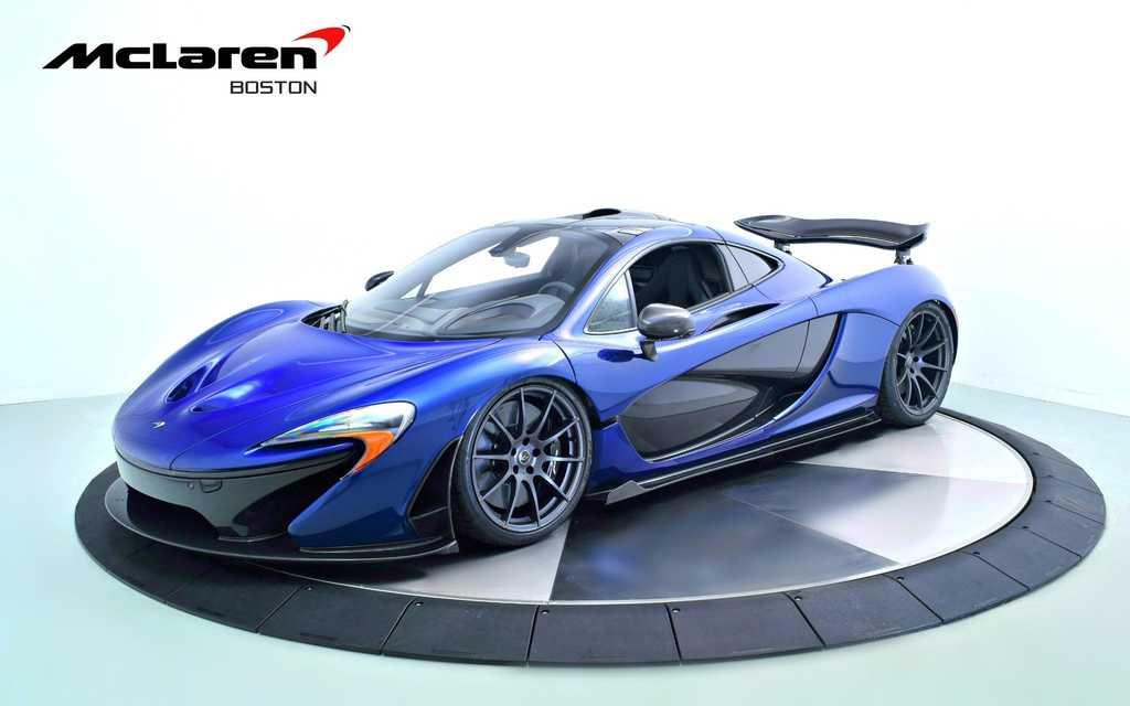 McLaren P1 2014 $2750000.00 incacar.com