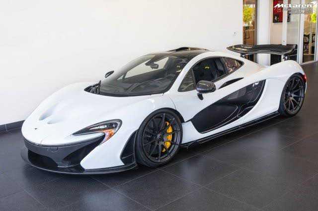 McLaren P1 2015 $1395000.00 incacar.com