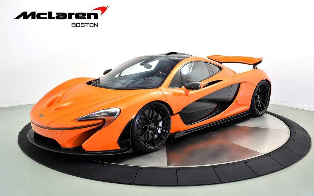 McLaren P1 2015 $2299000.00 incacar.com