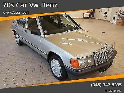 Mercedes-Benz 190-Series 1986 $4999.00 incacar.com