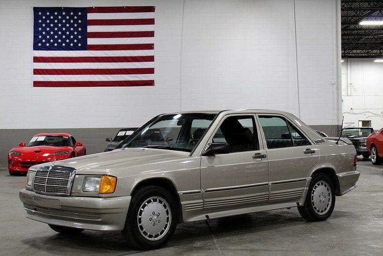 Mercedes-Benz 190-Series 1988 $7900.00 incacar.com