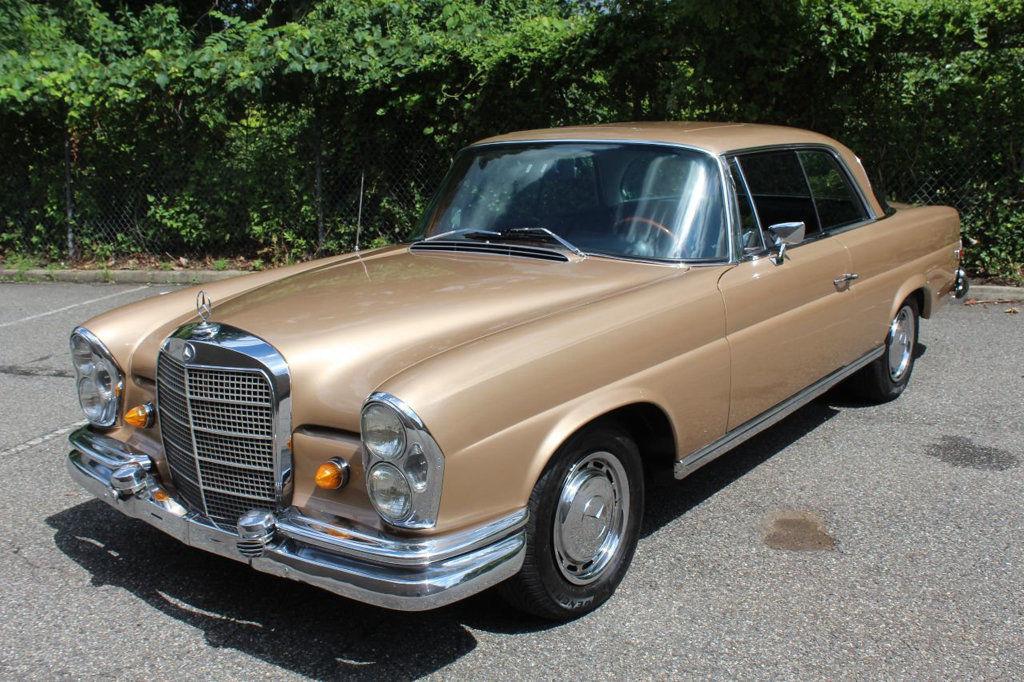 Mercedes-Benz 200-Series 1968 $36995.00 incacar.com