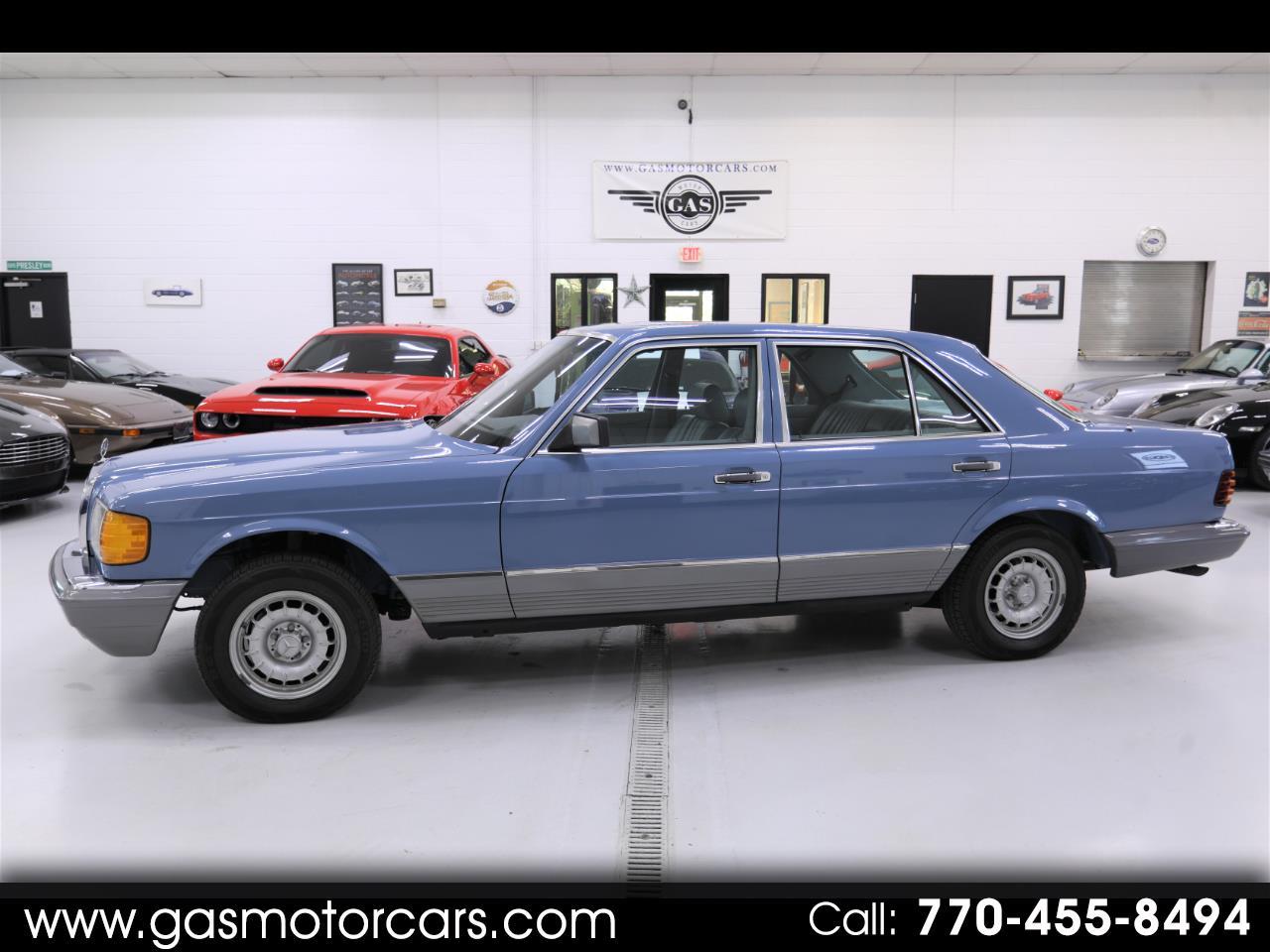 Mercedes-Benz 300 1981 $14979.00 incacar.com
