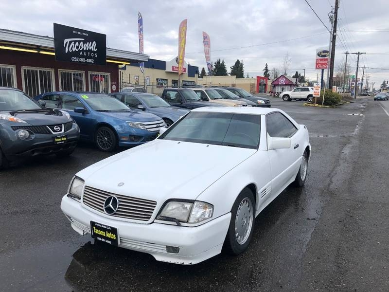 Mercedes-Benz 300 1991 $3990.00 incacar.com