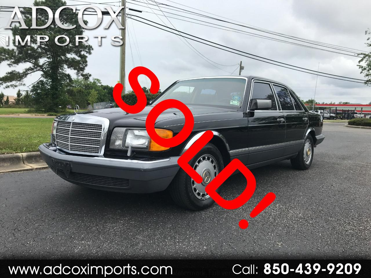 Mercedes-Benz 300 1991 $6900.00 incacar.com