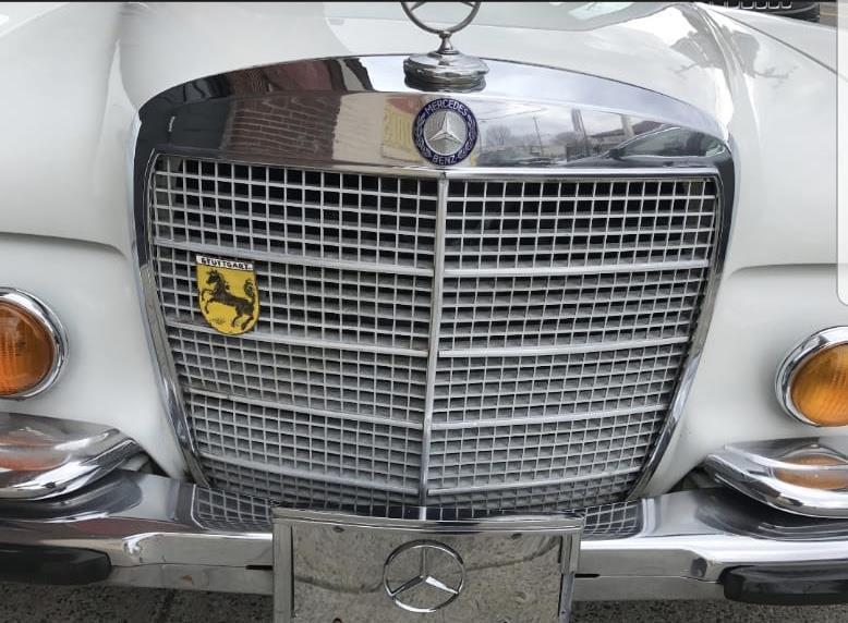 Mercedes-Benz 300SEL 1970 $45900.00 incacar.com