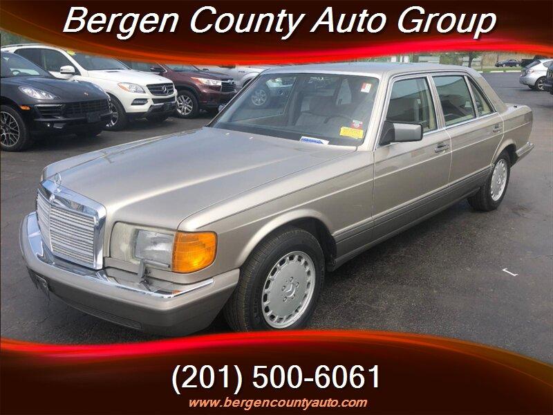Mercedes-Benz 420 1987 $10995.00 incacar.com
