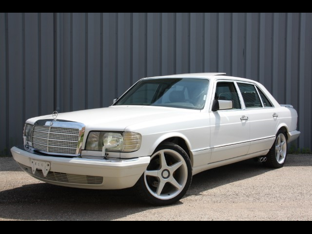 Mercedes-Benz 420 1988 $5999.00 incacar.com