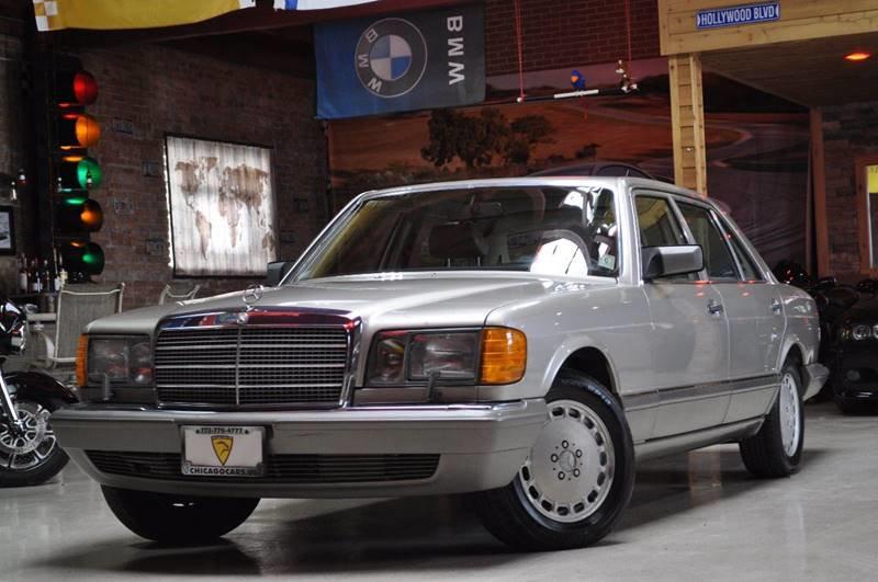 Mercedes-Benz 420 1989 $3995.00 incacar.com