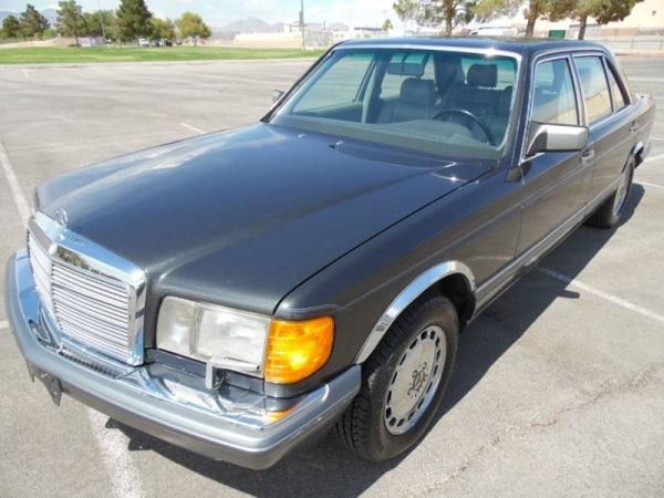 Mercedes-Benz 420 1989 $9995.00 incacar.com
