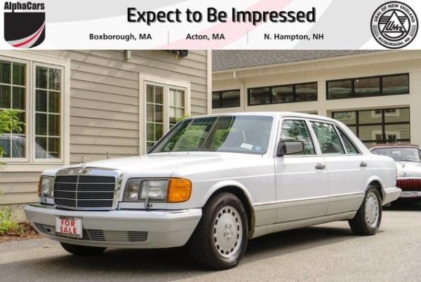 Mercedes-Benz 420 1989 $24995.00 incacar.com