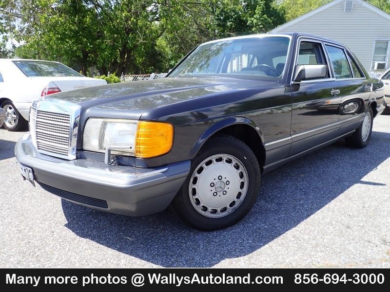 Mercedes-Benz 420 1990 $3995.00 incacar.com