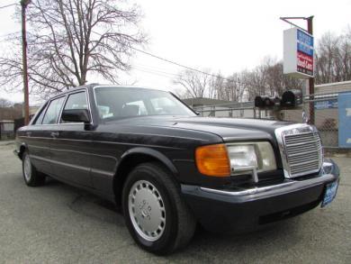 Mercedes-Benz 420 1990 $5990.00 incacar.com
