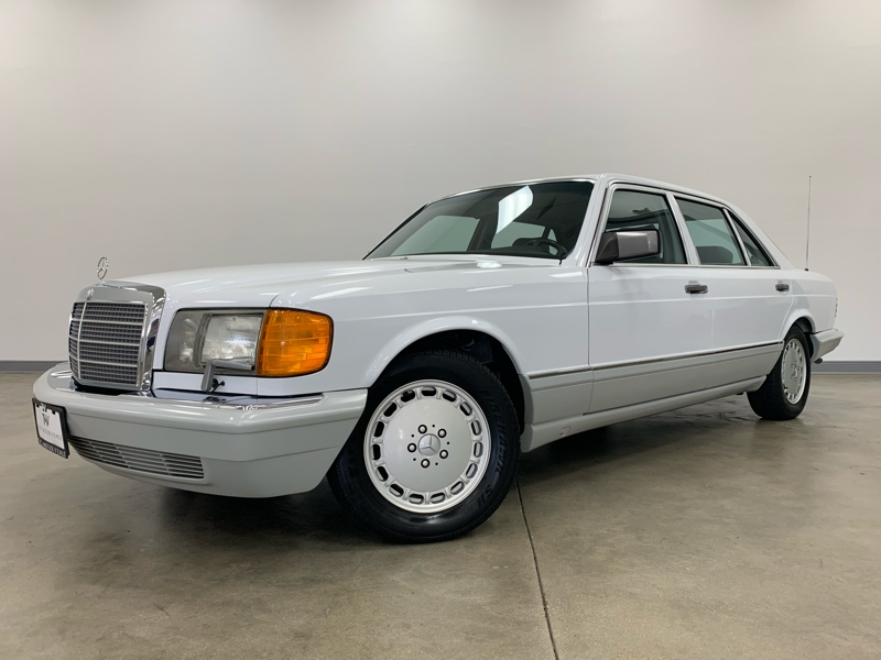 Mercedes-Benz 420 1991 $25977.00 incacar.com