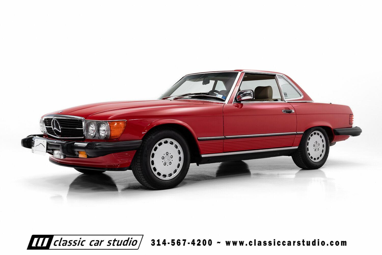 Mercedes-Benz 500-Series 1986 $29900.00 incacar.com