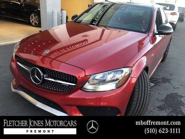 Mercedes-Benz C-Class 2018 $57988.00 incacar.com