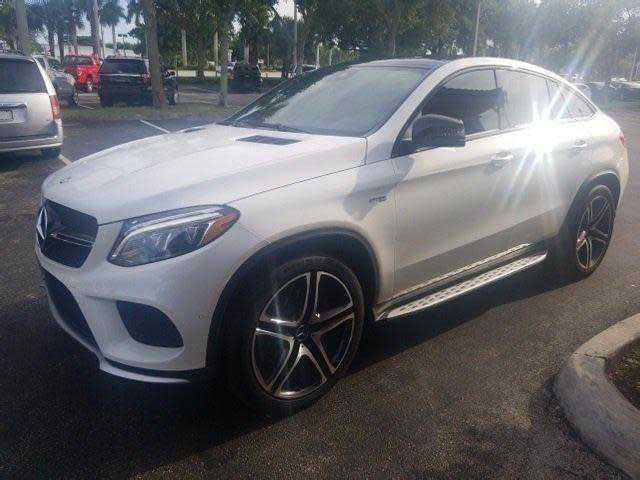 Mercedes-Benz GLE AMG 2017 $65991.00 incacar.com
