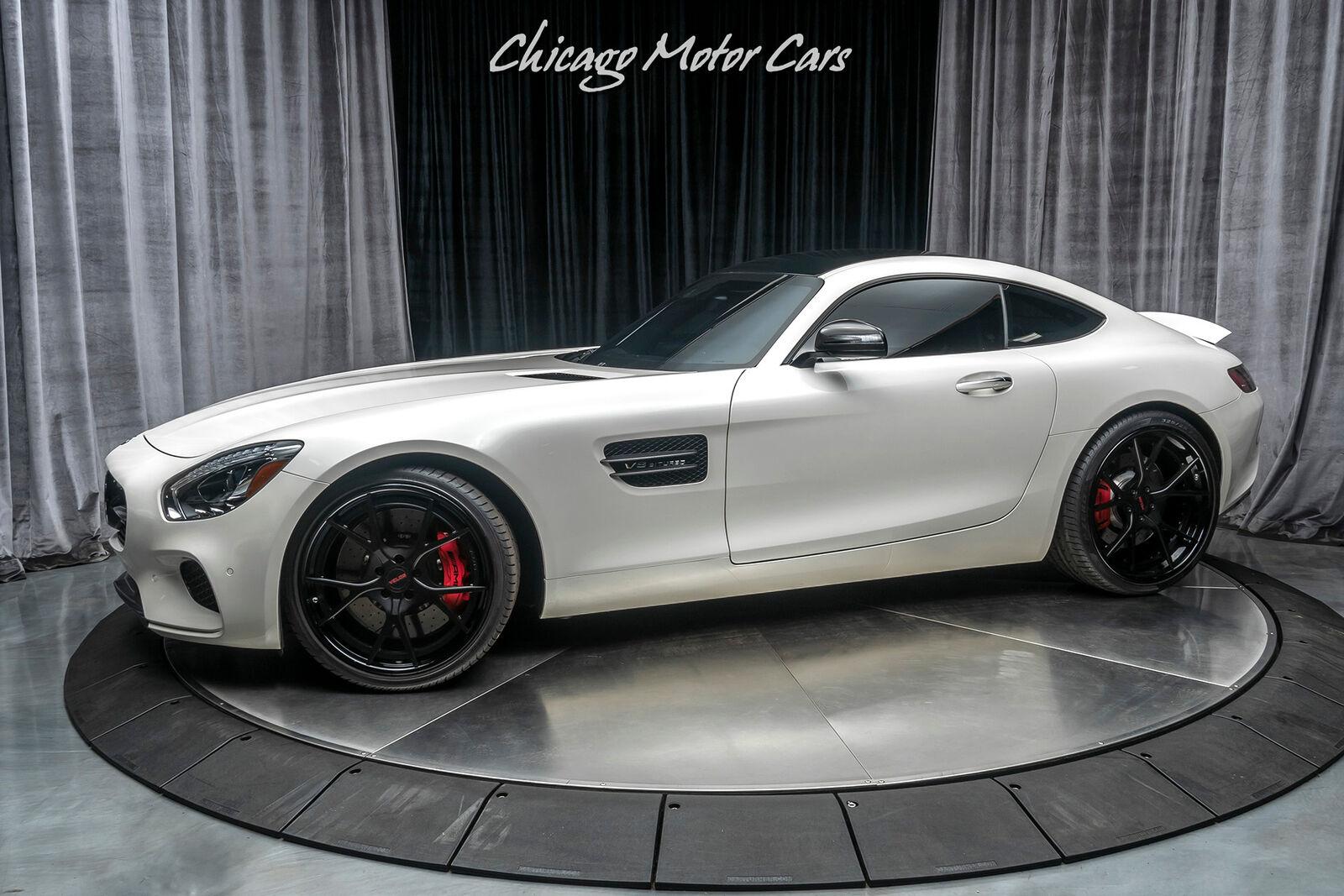 used Mercedes-Benz GT AMG 2016 vin: WDDYJ7JA4GA006782