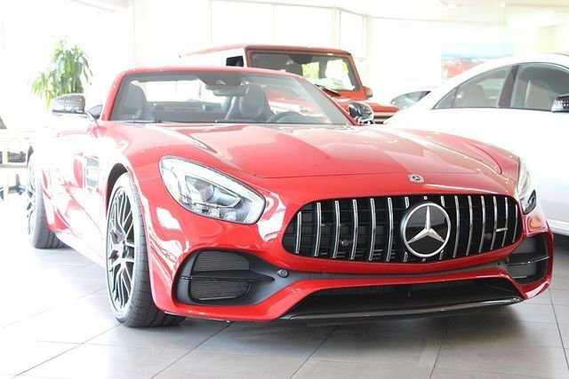 used Mercedes-Benz GT AMG 2018 vin: WDDYK8AA8JA015852
