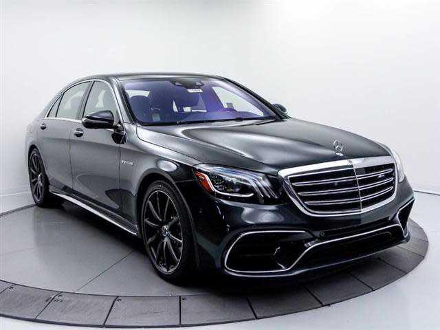 Mercedes-Benz S-Class 2018 $174755.00 incacar.com