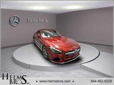 Mercedes-Benz SL-Class 2017 $139899.00 incacar.com
