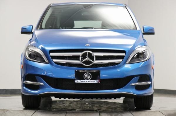 Mercedes-Benz B-Class 2014 $21999.00 incacar.com
