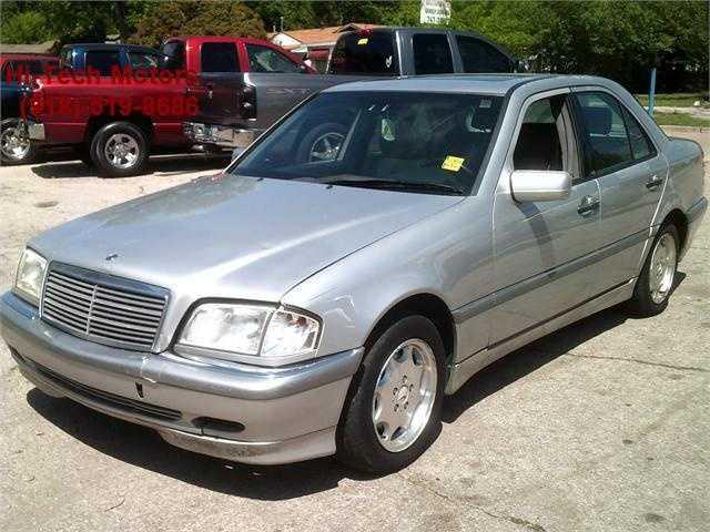 Mercedes-Benz C-Class 1999 $2000.00 incacar.com