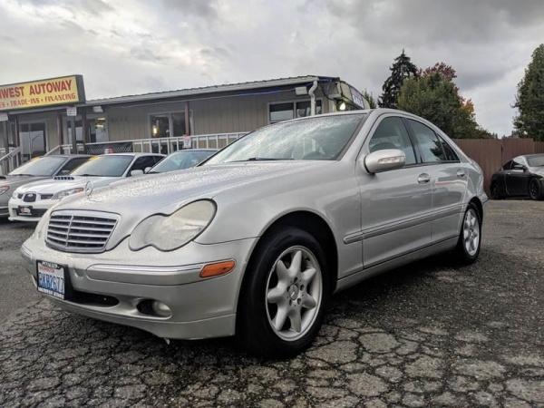 Mercedes-Benz C-Class 2003 $3298.00 incacar.com