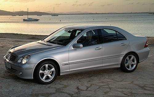 used Mercedes-Benz C-Class 2006 vin: WDBRF52H46A849085
